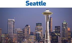 Seattle, WA - skyline
